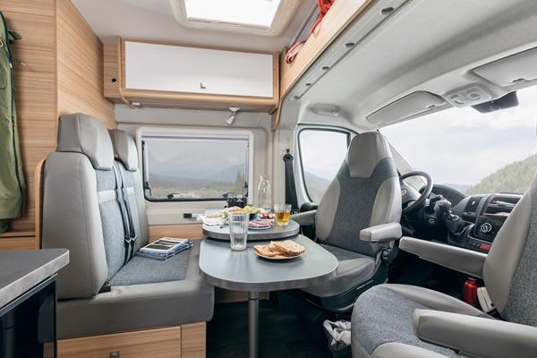 Urban Luxury Camper Van
