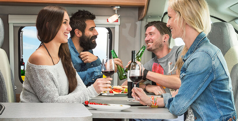 Motorhome Rental For Young Drivers