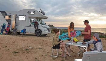 Top Tips For Your First Motorhome Trip
